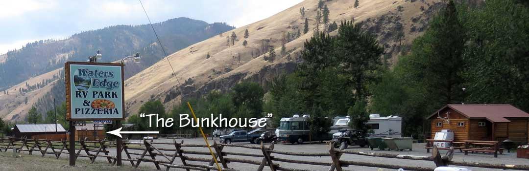 North Fork Idaho Cabin Rental