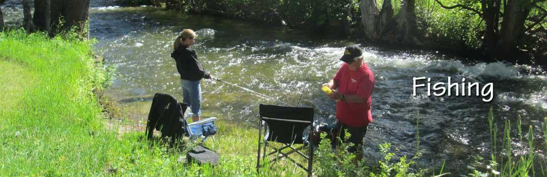 Idaho Fishing Campgrounds