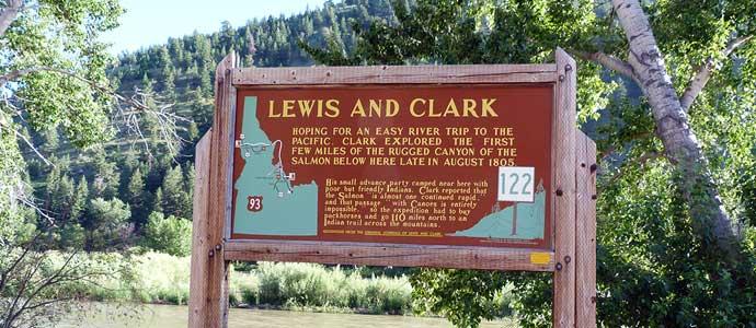 Lewis & Clark Byway