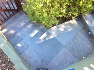 slate tile colored