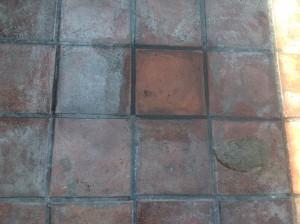 Mexican Paver strip sample