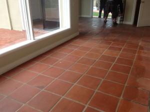 paver hallway