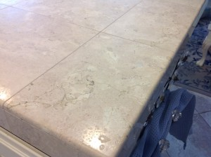 dull marble