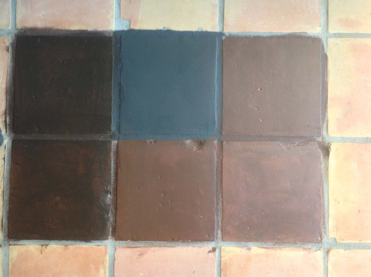 Paver Staining & Color Matching