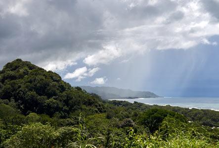 Santa Teresa Ocean View Property