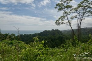 Mal Pais scenic oceanview lot