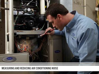Measuring and Reducing Air Conditioning Noise