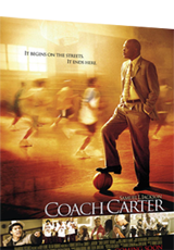 coach carter movie-poster
