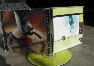 Lundy CD Design