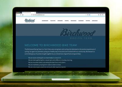 Bwood bike Team Web