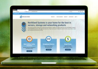 Northland Web Site