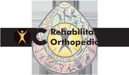 Rehabilitation and Orthopedic Center Logo