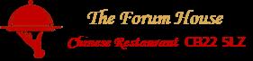 Forum House Chinese Restaurant, Great Shelford, Cambridge CB22 5LZ