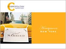 Lunas de miel en Nueva York