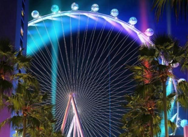 Nueva atracción en el Strip de Las Vegas – The High Roller