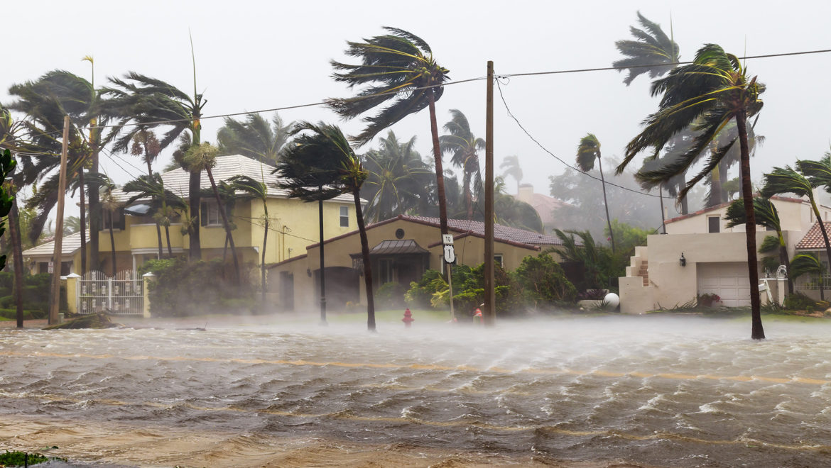 """Hurricanes can really damage your home – even """"small"""" ones"""