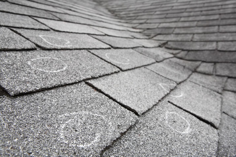 Storm Roof Damage