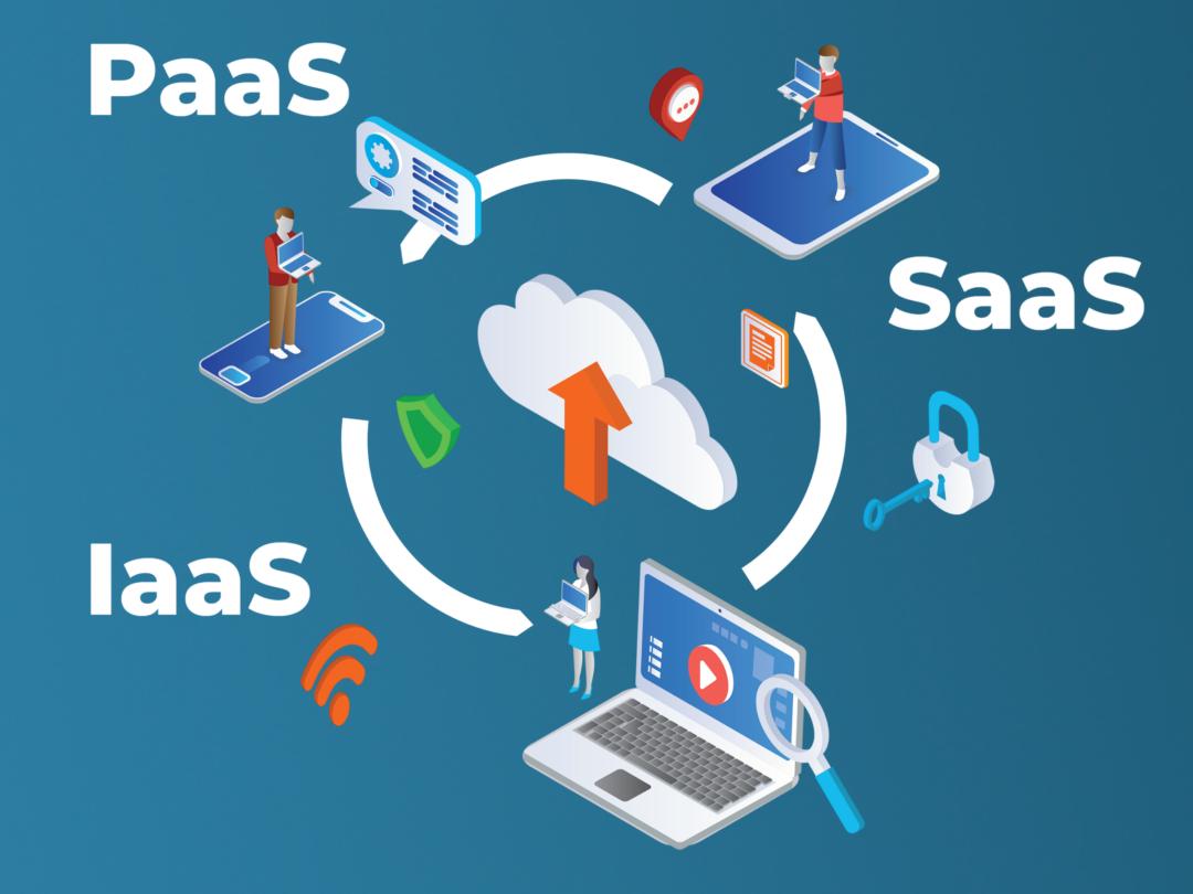 Cloud Services Illustration