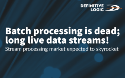 Batch processing is dead; long live data streams!