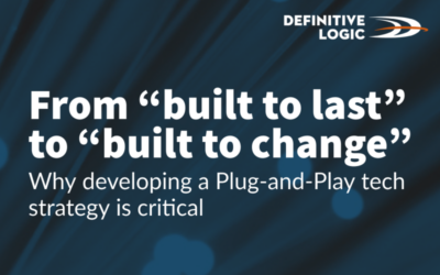 """From """"built to last"""" to """"built to change"""""""