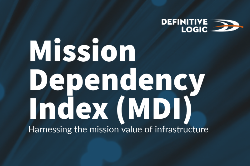 Mission Dependency Index (MDI): Harnessing the mission value of infrastructure