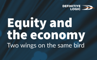 Equity and the economy – 2 wings on the same bird