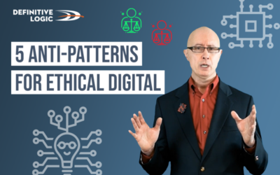 5 Anti-patterns for ethical digital