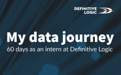 My data journey: 60 days as an intern At DL