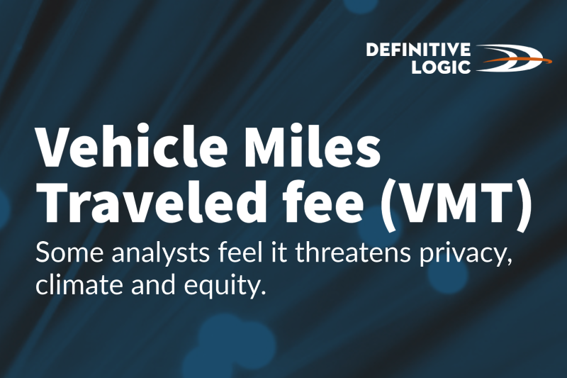 Proposed Vehicle Miles Traveled fee threatens privacy, climate and equity
