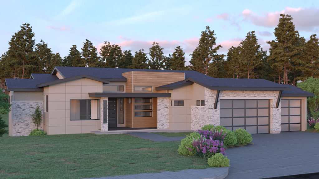 Parade Home front
