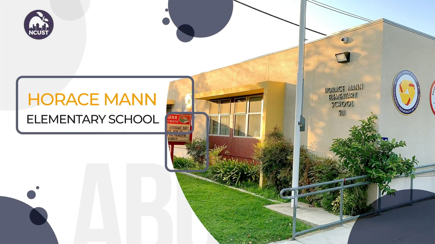 GUSD GUSD Mann Elementary School 2020 America's Best Urban School
