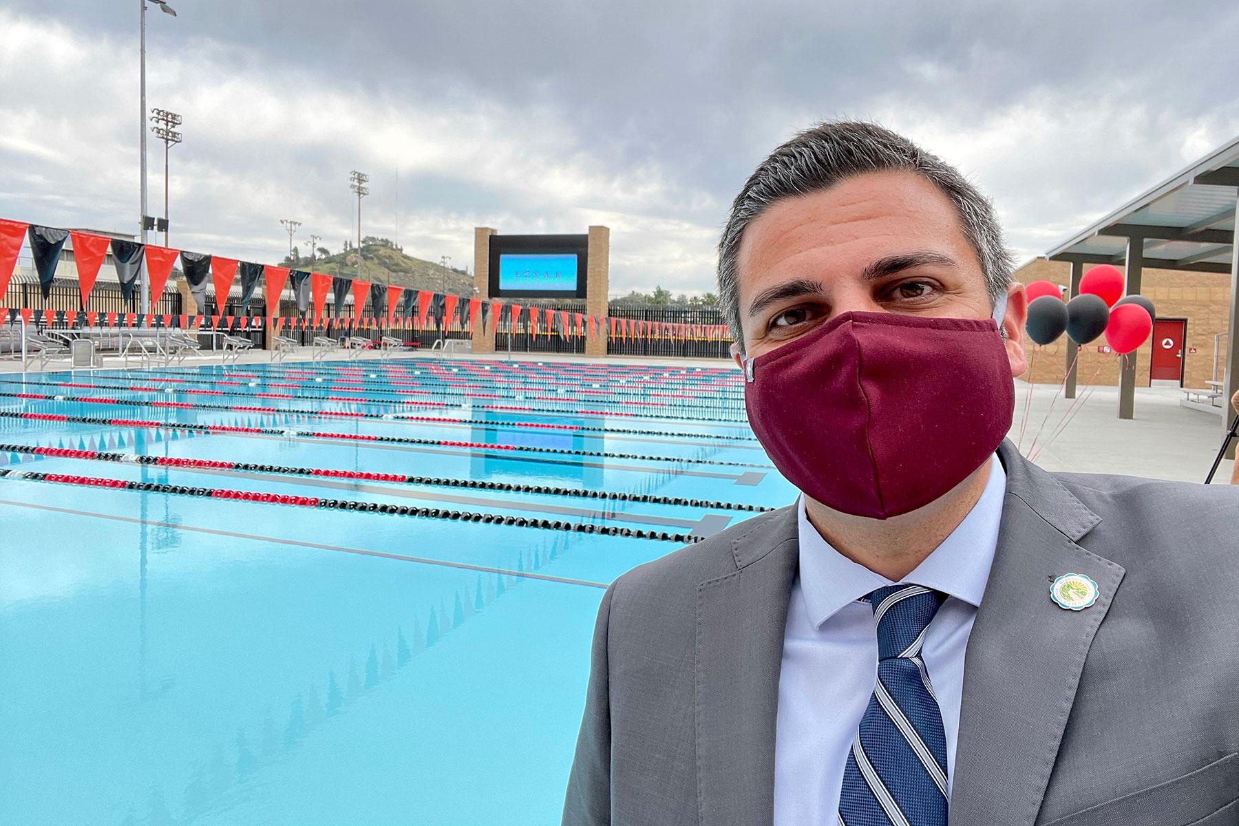 Glendale High School Aquatic Center