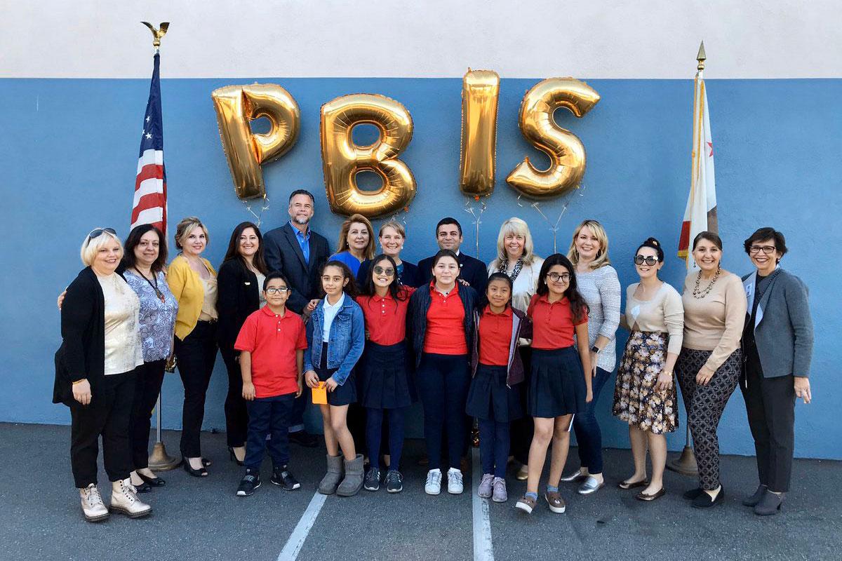 Marshall Elementary School PBIS Gold Celebration