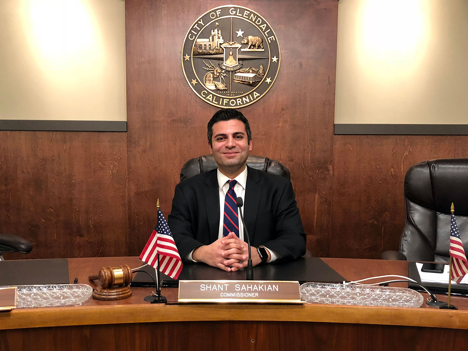 Shant Sahakian Appointed Chairman of Glendale Arts and Culture Commission