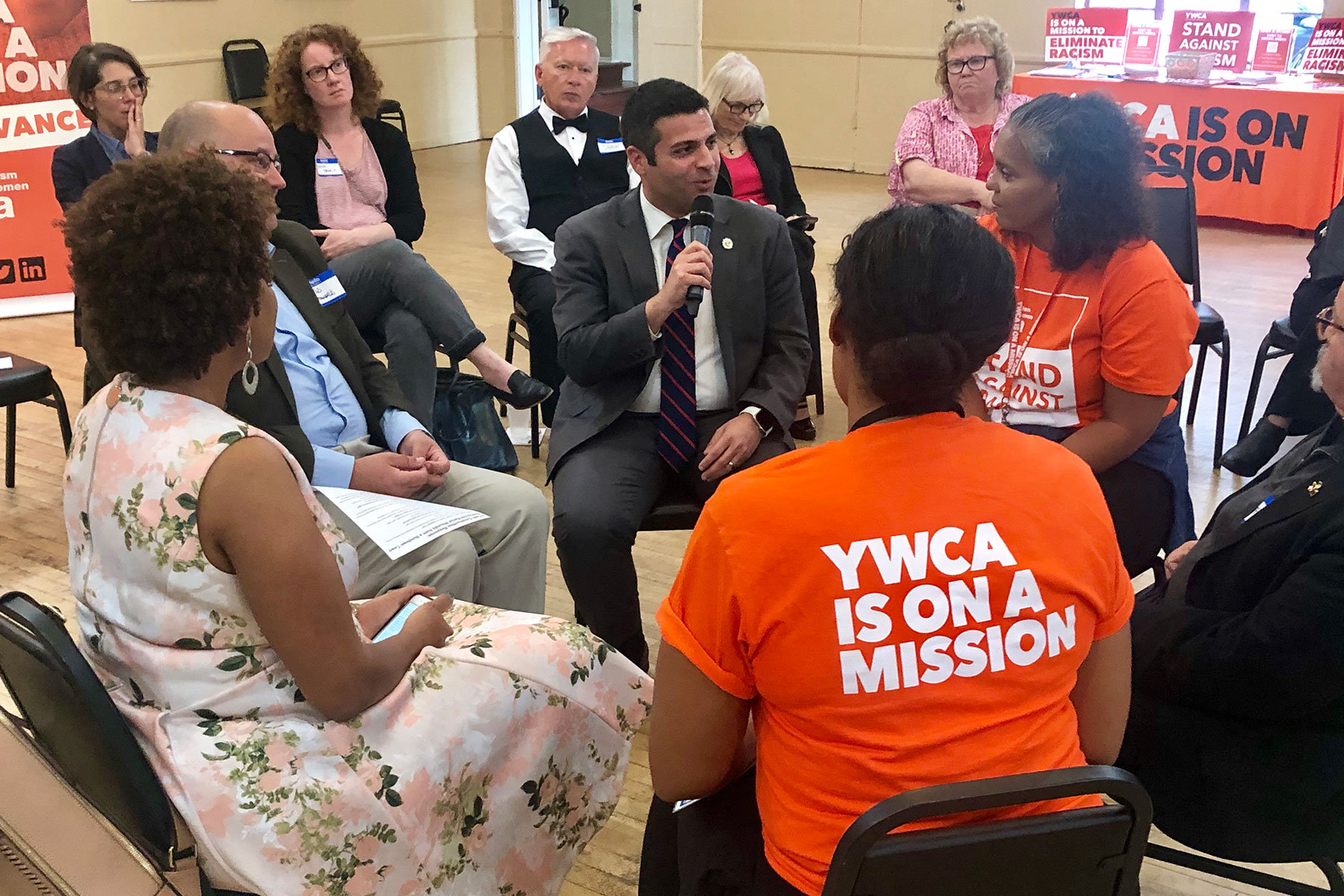 YWCA Glendale Stand Against Racism Event 2019