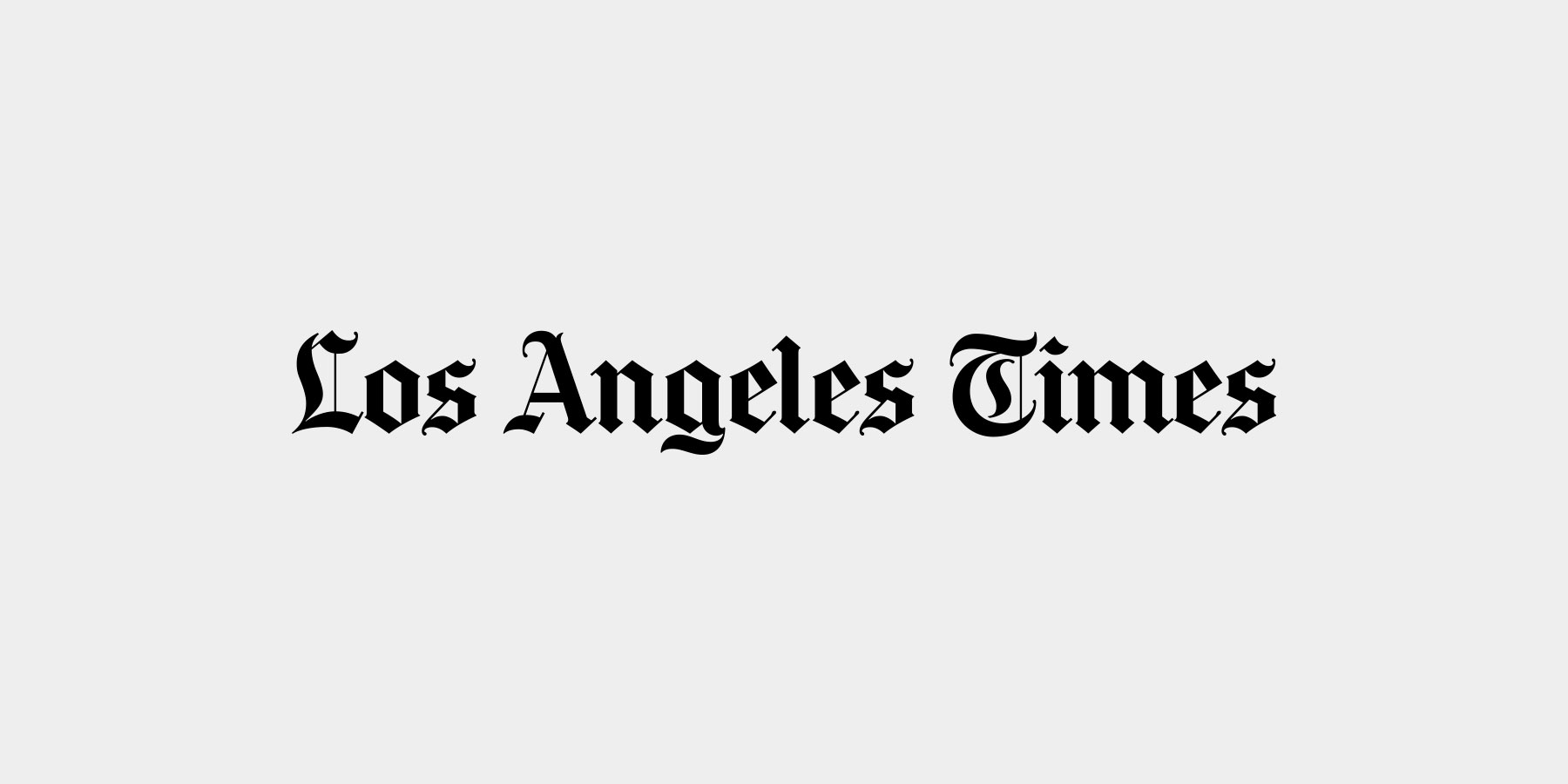 Title Los Angeles Times