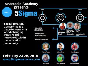 Anastasis Academy, CO Feb. 23-25, 2018