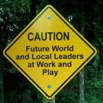 Caution for the future