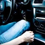 Driving Stick Shift