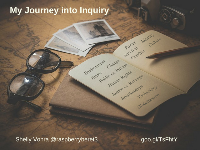 Journey into Inquiry - Vohra (1)