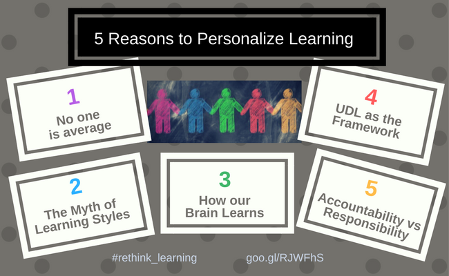 5 Reasons to Personalize Learning (3)