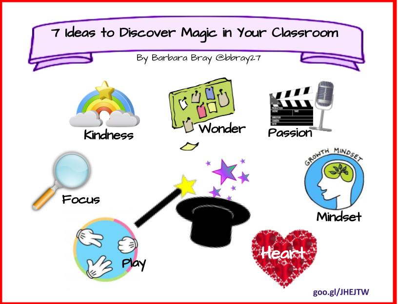 7 Ideas to Discover Magic in Your Classroom