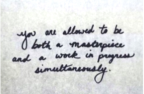 Masterpiece quote from Noa Daniel