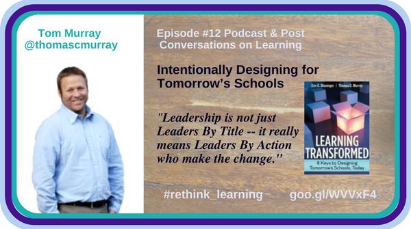 Leadership quote- Tom Murray