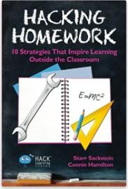 Hacking Homework by Starr Sackstein
