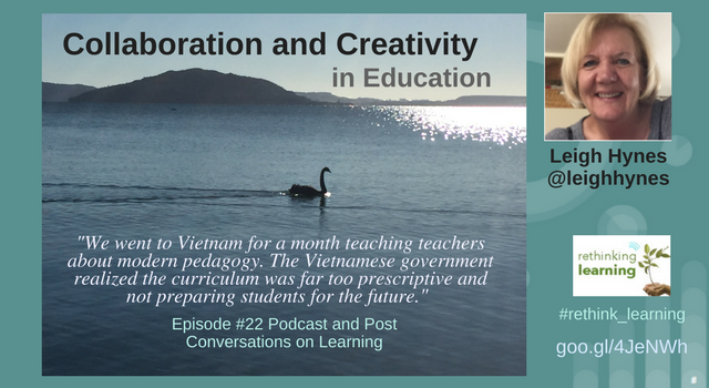 Collaboration and Creativity in Education