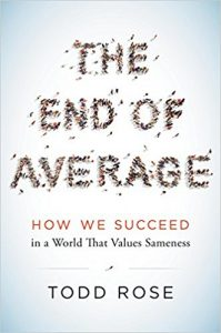 End of Average by Todd Rose