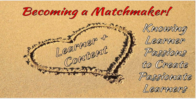 Becoming a Matchmaker