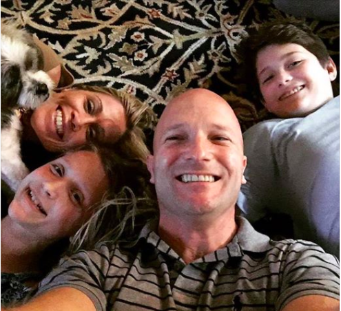 Eric Sheninger and Family