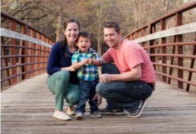 Travis Lape Family